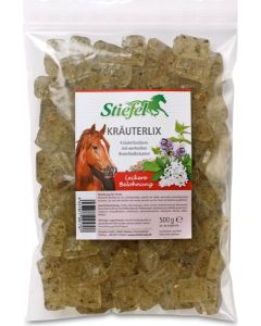 Stiefel Kräuterlix Bonbons 500 gr.